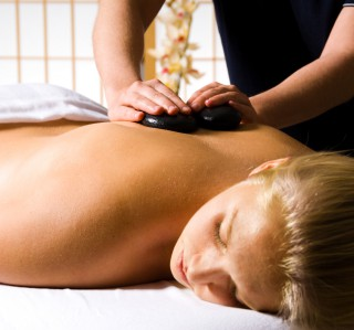Hot Stone Massage Cover Photo